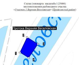 Участок 1 Верхняя Веселовская